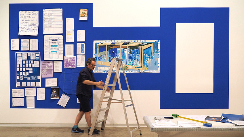 The National, 2021, Carriageworks, Visual Art, MCA, Museum of Contemporary Art, Art Gallery of NSW, Contemporary Art, Visual Art, Exhibition