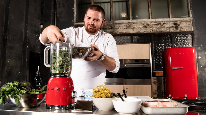 Alex Pritchard, Carriageworks, Icebergs, Chef, Cook, Recipe, Lamb, Meat, Recipes, 2021