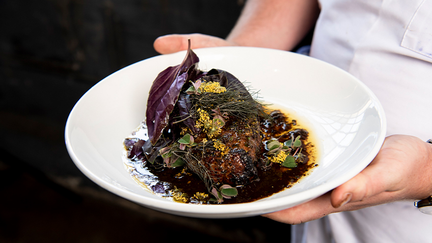Alex Pritchard, Carriageworks, Icebergs, Chef, Cook, Recipe, Lamb, Meat, Recipes, 2021