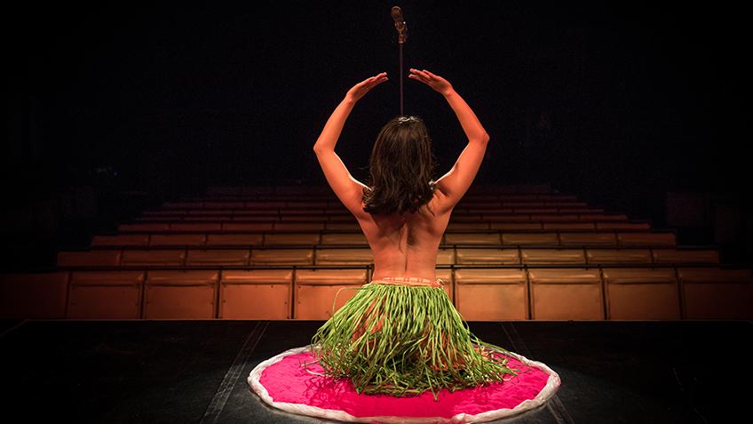 Amrita Hepi, Contemporary Dance, Carriageworks