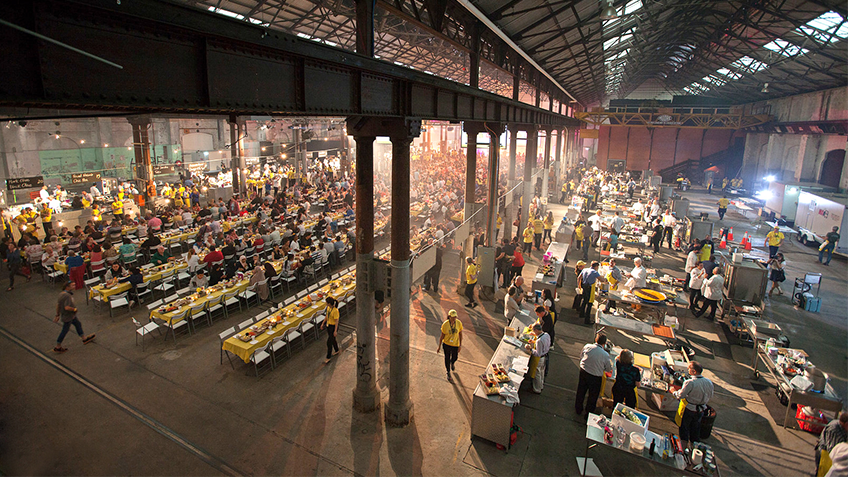 Venue Hire, Carriageworks, Sydney Events