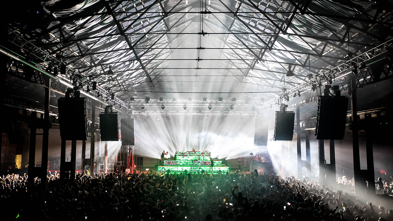 Curve Ball, Carriageworks, Concert, Live Music