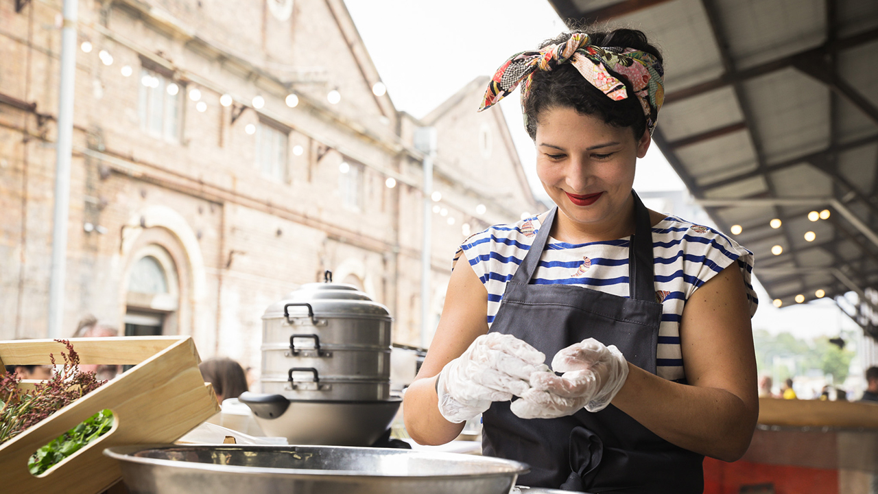Analiese Gregory, Chef Masterclass, Sydney Food Events, Seafood Recipes