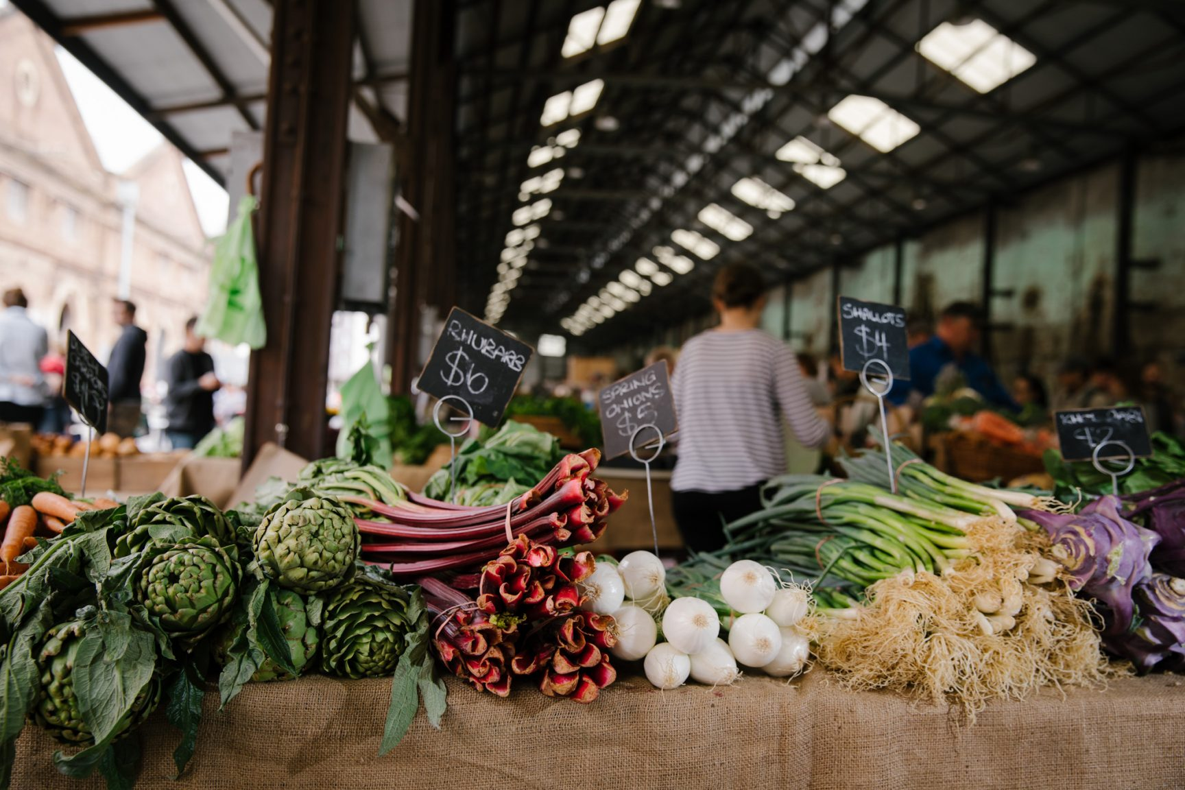 Carriageworks Farmers Market, Eveleigh, Carriageworks