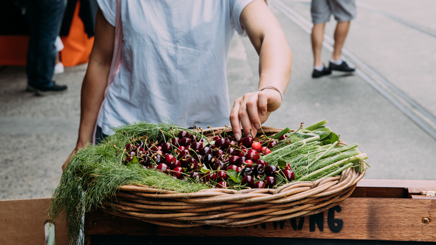 Summer Produce Guide, Carriageworks Farmers Market, Fresh Produce, Food Events