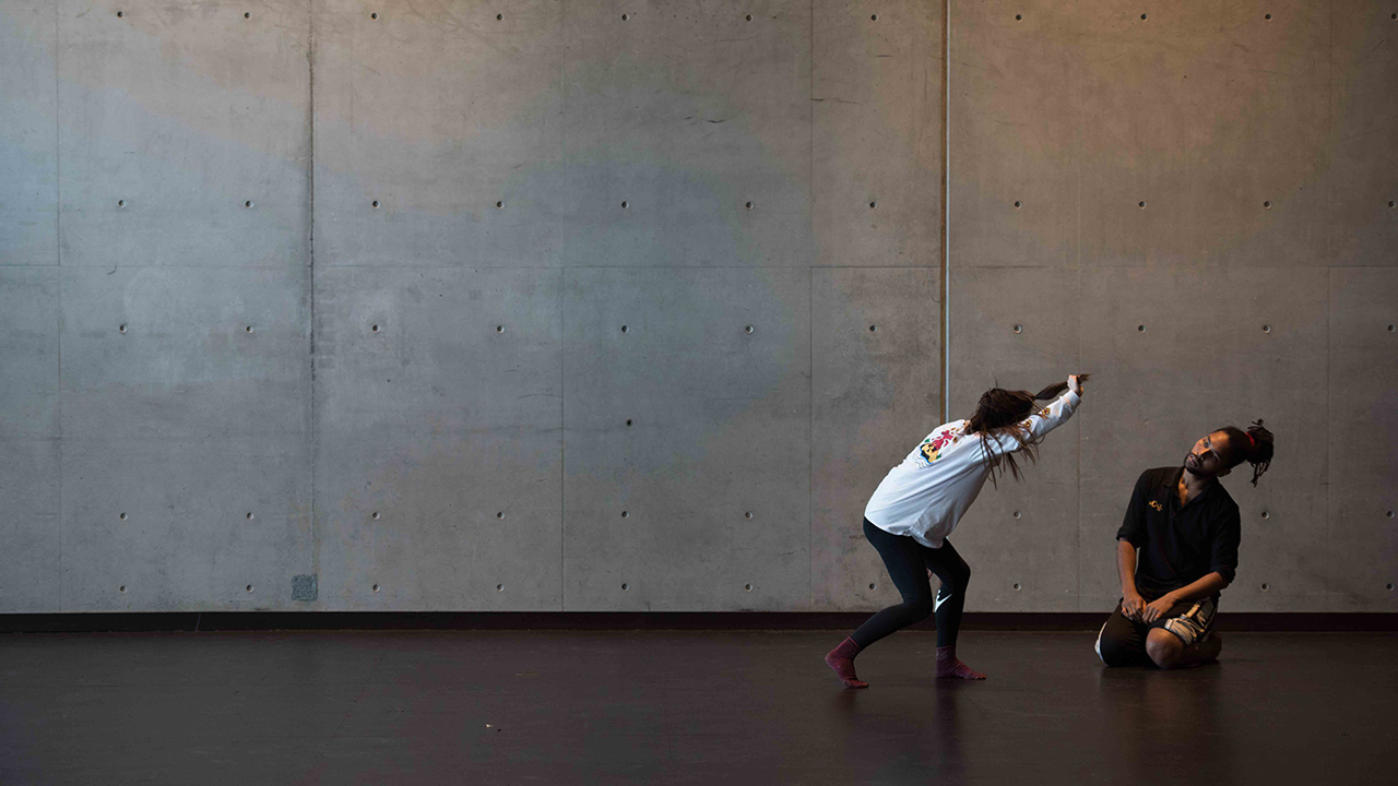 Incite Workshop, Contemporary Dance, Carriageworks
