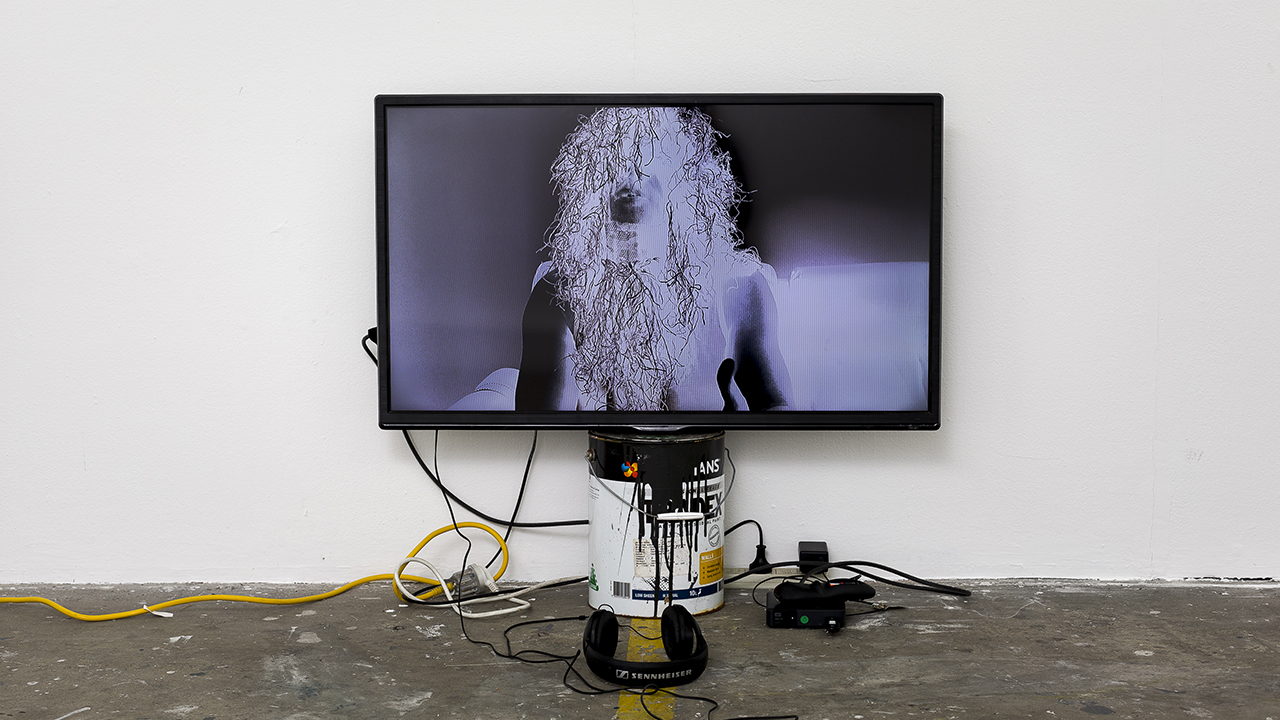 Dean Cross, Carriageworks, Contemporary Art, Video Installation