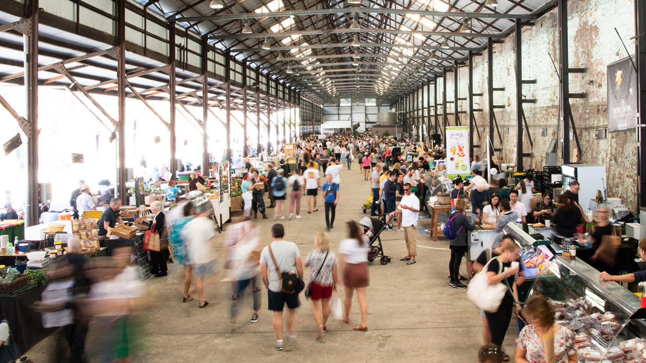 Carriageworks Farmers Market, Farmers, Fresh produce, seasonal ingredients, seasonality, farmer, producer, fruit, vegetables