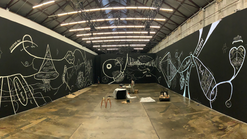 Carriageworks, Giselle Stanborough, Art Installation, Contemporary Art