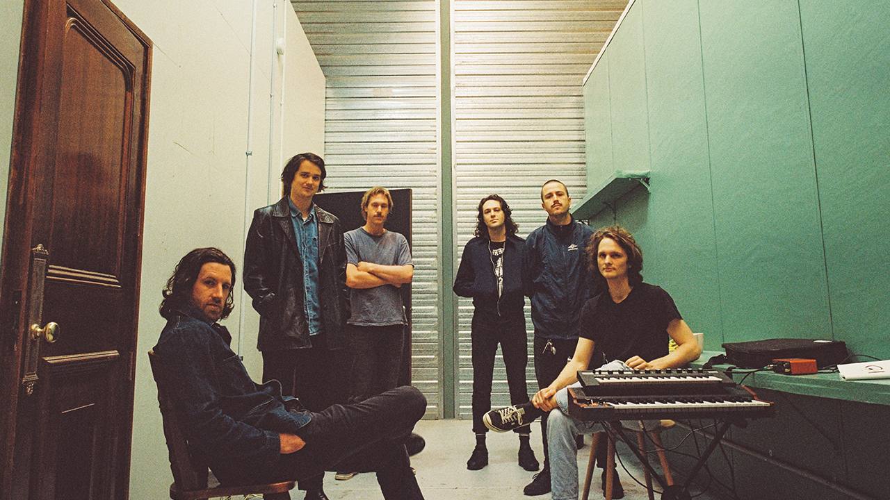 King Gizzard and the Lizard Wizard, Vivid Sydney, Carriageworks, 2021, live music, band, psychedelic rock, garage rock, heavy metal