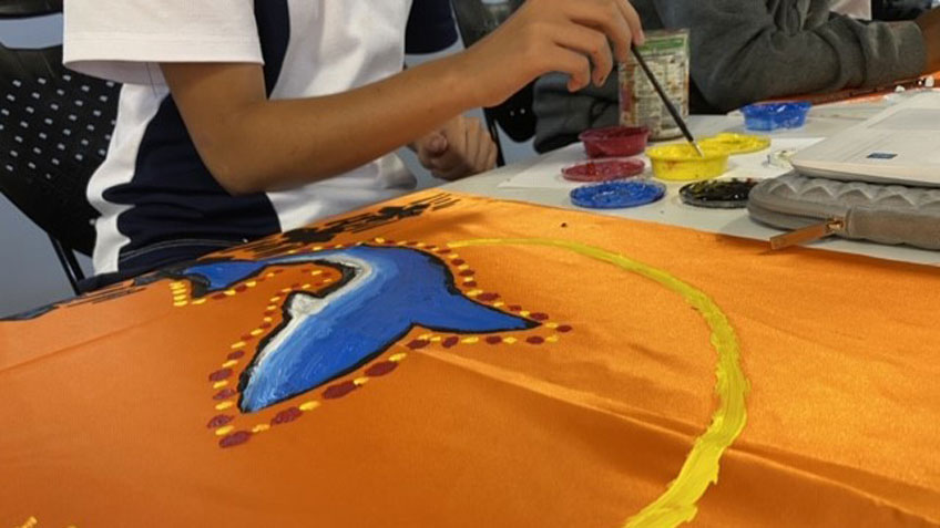Solid Ground, Cape Painting Workshop, Carriageworks