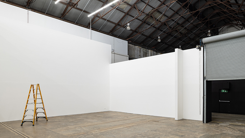 Mike Parr, Contemporary Art, Performance Art, Carriageworks