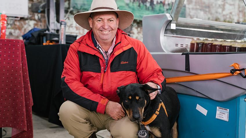 Carriageworks Farmers Market, local farmer, Sydney market