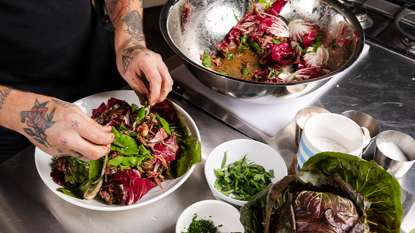 Luke Powell, LPs Quality Meats, Carriageworks Farmers Market, 2021, recipe