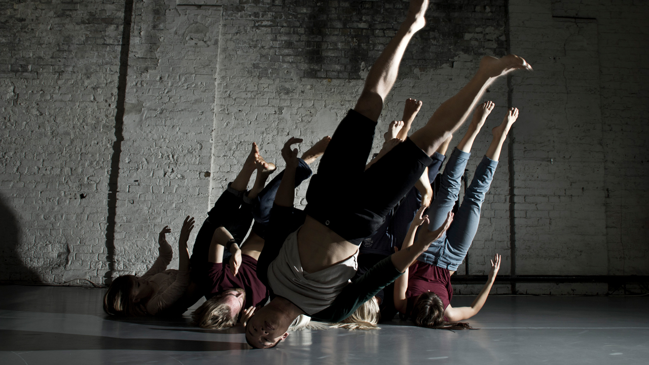 Lewis Major, Carriageworks, Contemporary Dance, Dancers