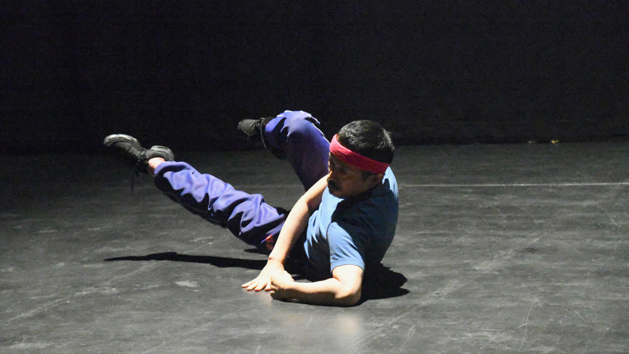The Longhouse, Performance, Performance Workshop, Carriageworks