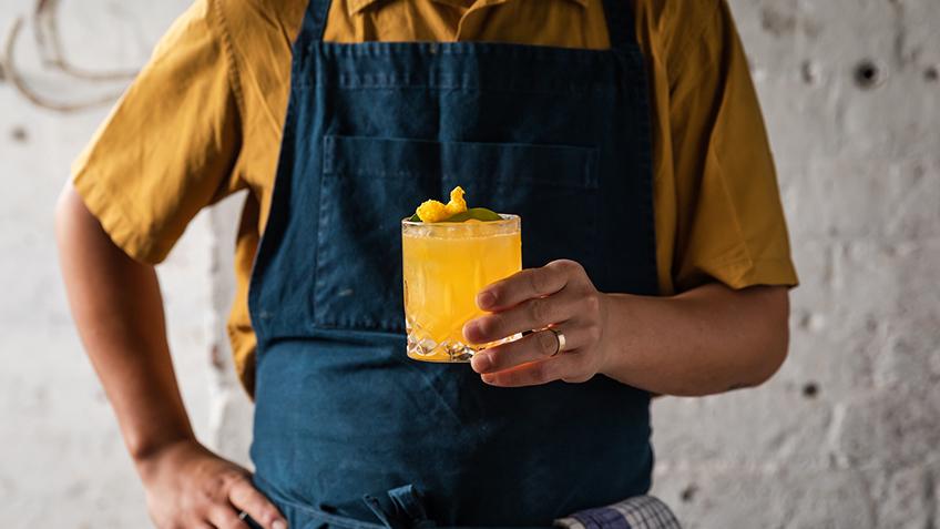 recipe, carriageworks, carriageworks farmers market, cocktail, mandarin, producers, distillery, bar, PS40, distiller, Michael Chiem, spirits, alcohol