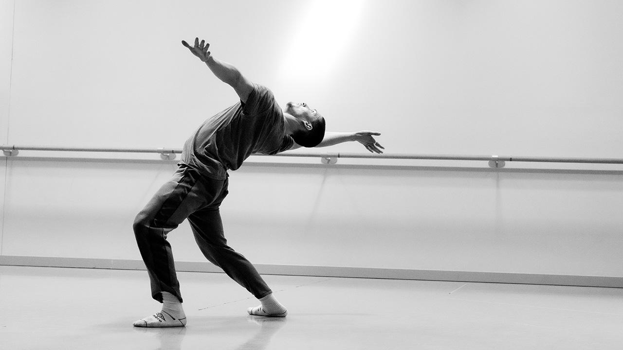 Contemporary Dance, Carriageworks, Sydney Dance Company, Dancer