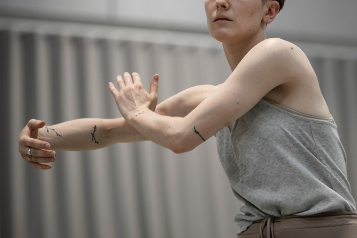 Contemporary Dance, Sydney Dance Company, Carriageworks, Dance Rehearsals
