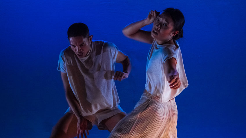 Zachary Lopez, Choreography, Keir Choreographic Award, Carriageworks