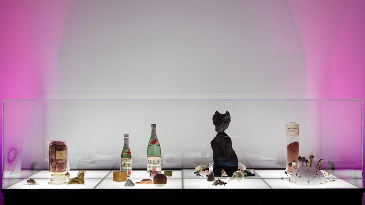 Randy Lee Cutler and Andrew Rewald, Carriageworks, Art Installation, Biennale of Sydney