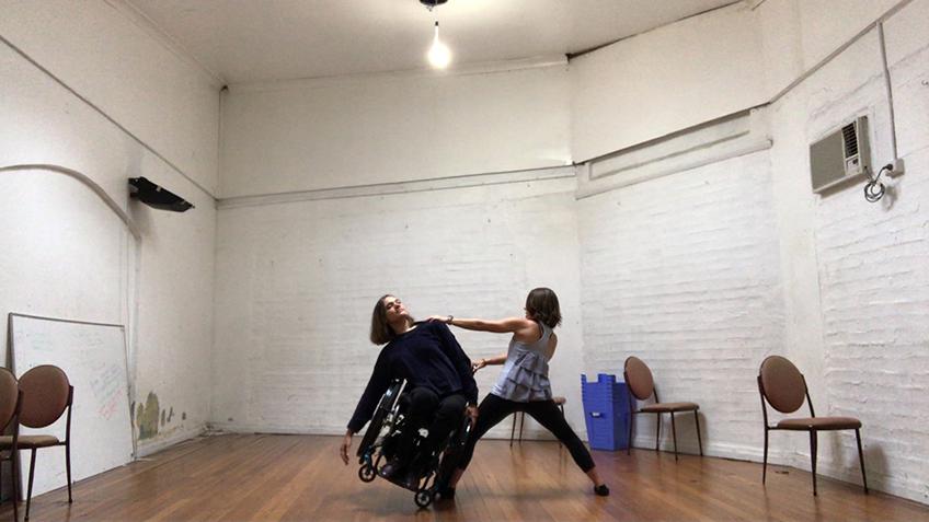 Riana Head Toussaint, Contemporary Dance, Carriageworks