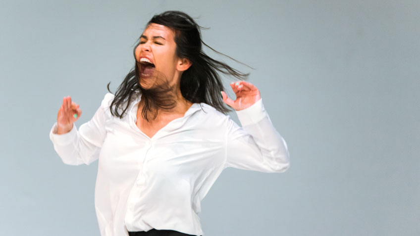 Amrita Hepi, Choreography, Keir Choreographic Award, Carriageworks