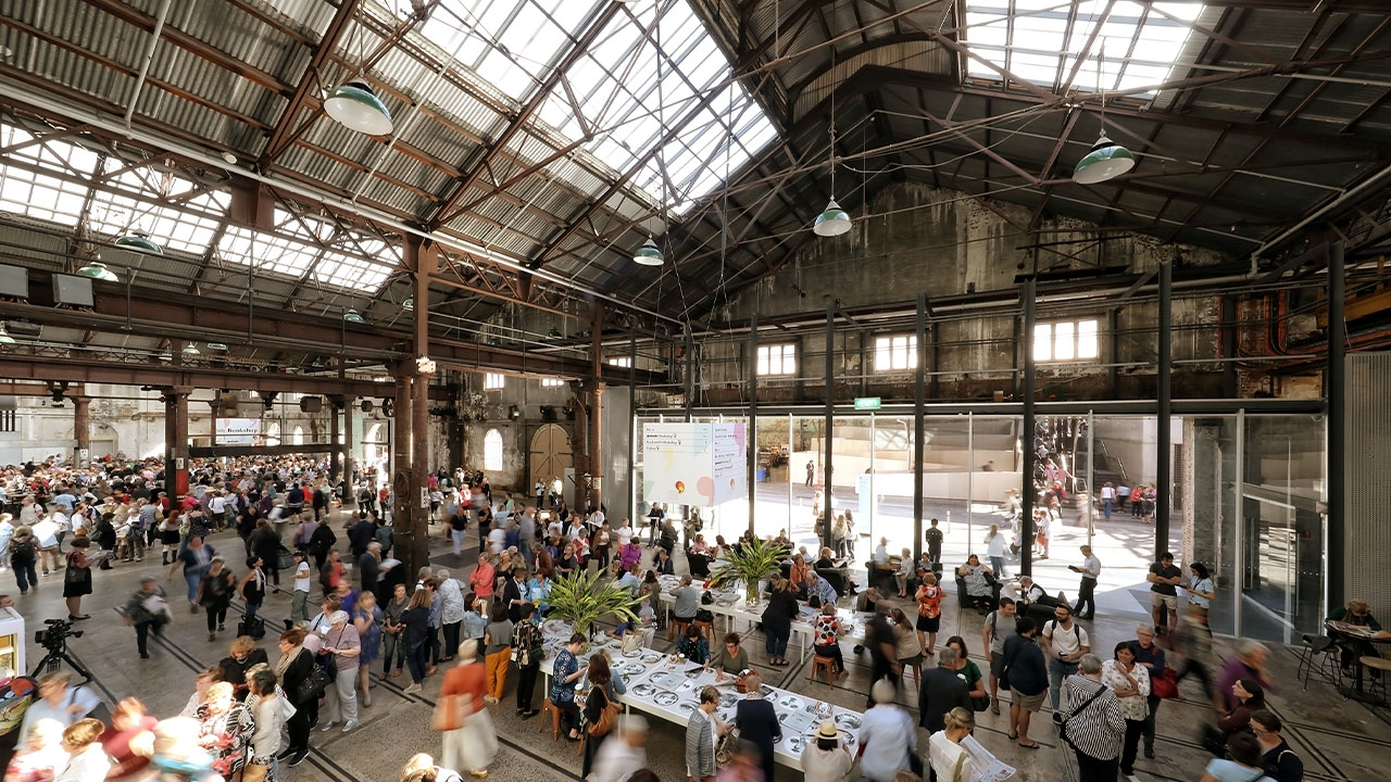 Sydney Writers Festival, Carriageworks, Festival, Authors, Writing, Creative, Seminar, Talk, Book, Library, Books
