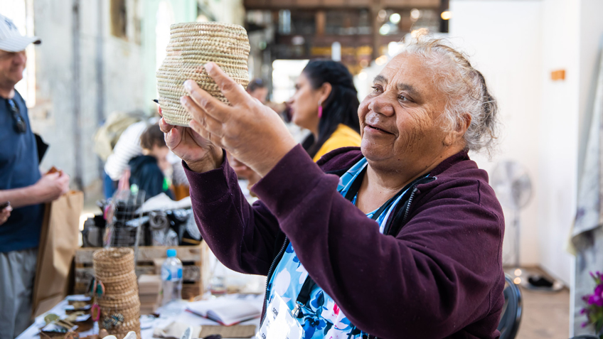 Southeast Aboriginal Arts Market, Carriageworks, Market, Free events