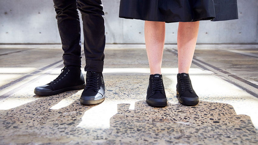 Spring Court Shoes, Carriageworks, Image: Kiera Chevell