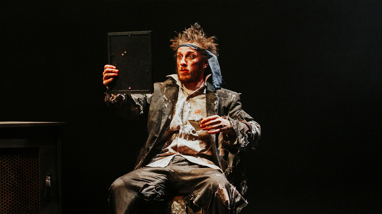 AutoCannibal, Sydney Festival, Carriageworks, performance, theatre, acting