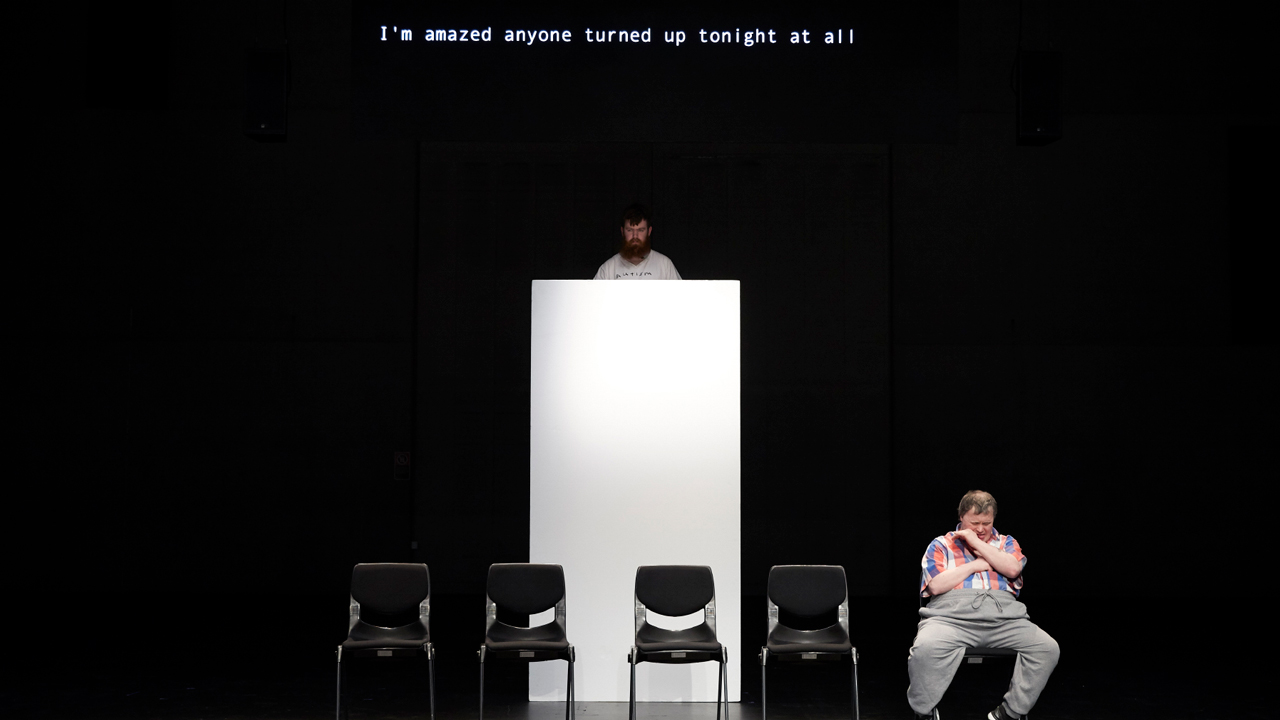 The Shadow Whose Prey The Hunter Becomes, Back To Back Theatre, Contemporary Theatre, Carriageworks