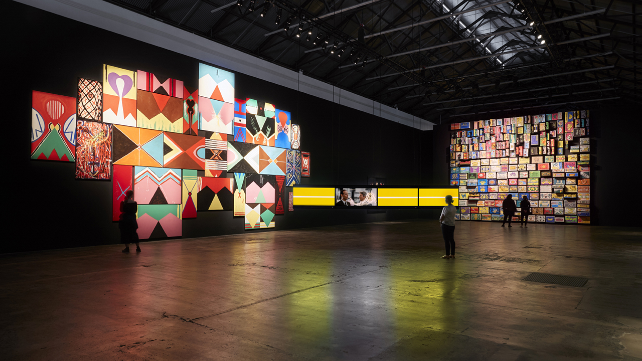 Carriageworks, The National, Contemporary Art, Exhibition